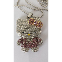 Collar Hello Kitty Importado - Lindo Regalo