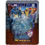 Marvel X-men Iceman Freewheeling Ice Sled Legends Toy Biz