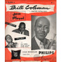 Ep Bill Coleman And His Swing Stars N°1 & N°2 Jazz A Pleyel segunda mano  Lima - Perú