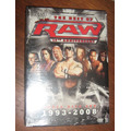 The Best Of Raw 15th Anniversary Dvd - Sellado - Nuevo