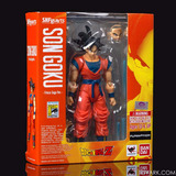 Goku Sdcc 2015 Dragon Ball Z - Sh Figuarts Solo A Pedido