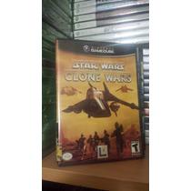 Star Wars: Clone Wars - Excelente Estado - Gamecube