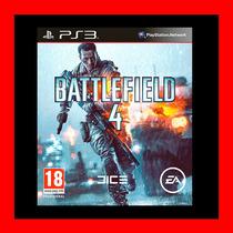 Battlefield 4 Ps3 Entrega Inmediata Oferta !!!
