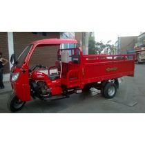 Trimoto Sunchine 300cc, Cabina Y Tolva 2.50 X 1.40 X 0.70