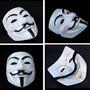 Mascara De Anonymous V For Vendeta Venganza Alta Resistencia