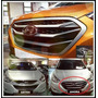 Hyundai Tucson Parrilla Frontal Cromada 2011 - 2014