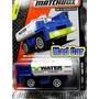 Mc Mad Car Matchbox Mbx H2o Rig Agua Camion Auto 1/64