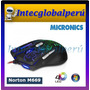 Mouse Gamer Micronics Norton M669 4 Led