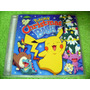 Cd Pokemon Christmas Bash Tv Serie Anime Japones Navidad2001