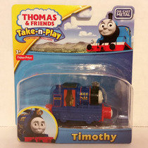 Thomas Take N Play Metal Toby Gator Fisher Price Tren Thomas