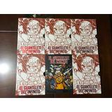 Marvel-colección Imprescindibles El Guantelete Del Infinito