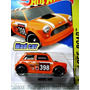Mad Car Morris Mini Cooper Hot Wheels Auto Rally 1/64