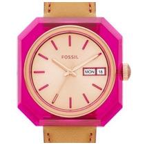 Reloj Fossil 100% Original Nuevo Con Etiquetas Y Caja