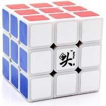 Cubo Magic Dayan Rubik Speed Base Blanca 0 Negra