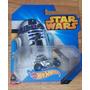 Juguete Coleccion Carro Hot Wheels Star Wars R2 D2 Nuevo