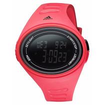 Reloj Adidas Unisex Adp6129 Adizero Rojo Deportivo Liviano