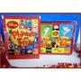 Paquete 50 Sobres Figuras Album Phineas Y Ferb