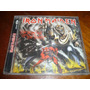 Iron Maiden - Number Of The Beast 1998 Enhanced Cd Ozzyperu