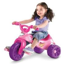 Fisher Price Triciclo Barbie Para Niñas Juguetes