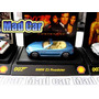 Mc Mad Car 007 James Bond Bmw Z3 Roadster Auto 1:64