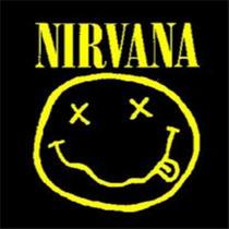 Stickers Del Grupo Nirvana Para Pegar Donde Desees