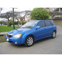 Kia Cerato 2005 Hatchback Automatico, Sport Full, Impecable.