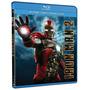 Iron Man 2 Blu Ray 2 Disc Sellado Hulk Thor Capitan America