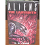 Libro Aliens The Labyrinth - S.d.perry - Novela En Ingles