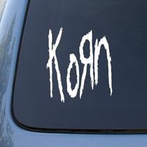 Stickers Del Grupo Korn Para Pegar Donde Quieras Ffv