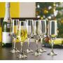 Set De Copas De Champagne 6 Unid Ferrand - Nuevo A S/. 70.00