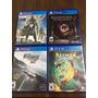 Venta Pack De Juegos Casi Nuevos Ps4 Re Destiny Nfs Rayman segunda mano  Lima