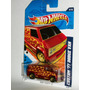 Hot Wheels Auto De Coleccion - Custom 77 Dodge Van