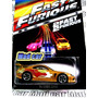 Mc Mad Car Fast & Furious Toyota Supra 94 Hot Wheels 1/64