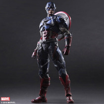 Pre-orden - Play Arts Kai Variant Marvel - Capitan America