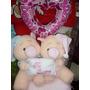 Peluche Snoopy Chanchitos Parejita Para Dia San Valentin