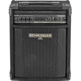 Behringer Ultrabass Bxl900 90w 1x12 Combo Bajo Amplificador