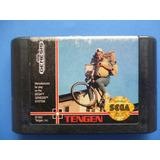 Cartucho De Sega Genesis, Paperboy 2