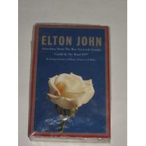 Elton John Candle In The Wind Cassette Original Sellado