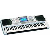 Teclado Órgano Piano Electrónico Entrada Usb Conexion Midi