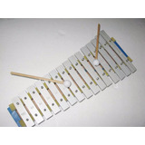 Xilofono Metalofono 2/8 (15 Notas) Ars Bell Venturi - Yatiri