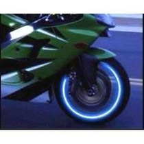 Luces De Neon Led Para Llantas Motocicleta, Autos, Bicicleta