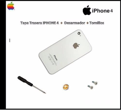 Tapa Trasera Iphone S Blanca