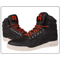 Zapatillas Reebok Ultralite 3d Black Leather Hombre