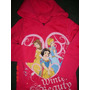 Polera Disney Princess Blanca Nieves, Bella, Cenicienta