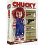Chucky The Killer Collection Dvd 4 Películas Original Sellad