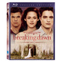 The Twilight Breaking Dawn Especial Blu-ray Original Nuevo