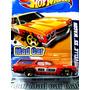 Mc Mad Car 70 Chevelle Ss Wagon Hot Wheels Auto 1:64 2012