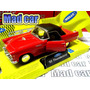 Mc Mad Car 55 Ford Thunderbird Auto Comercio 1:36