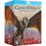 Game Of Thrones 1-6 / Juego De Tronos  1-6 Box Set Bluray!