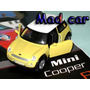 Mc Mad Car Mini Cooper Superautos Para Armar Auto 1:36